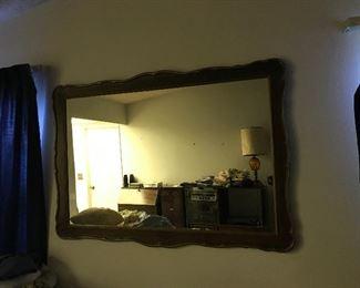 large sofa wall mirror