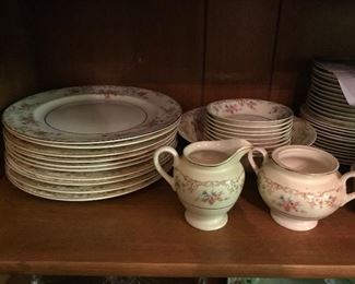 Stubenville china set