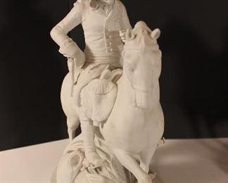 Bisque Napoleon figurines