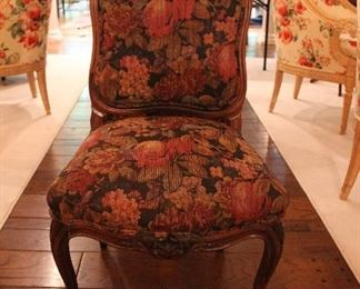 Set of 4 Louis XVI Fruitwood Chairs