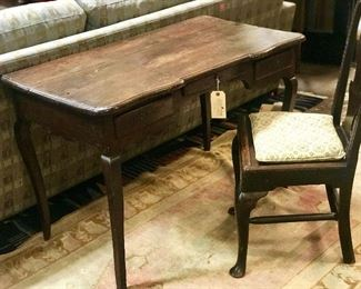 Late 18th or early 19th century French desk.