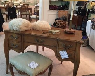 Dressing table...Bench also available.