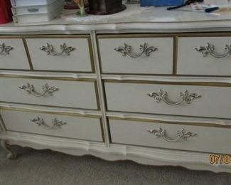 French provential dresser