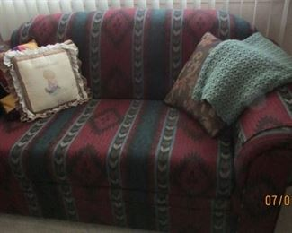 So West style sofa