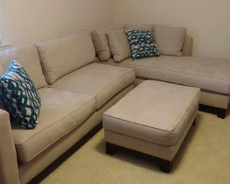 Bauhaus sectional sofa