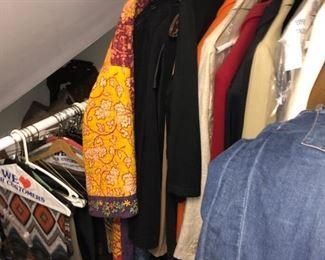 Men's & women's clothes, shoes & bags
