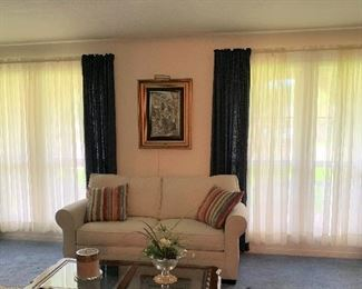 Curtains are for sale