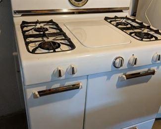 $50   Gas stove