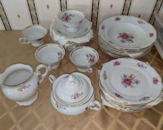 Rose china   $40   NOW $20