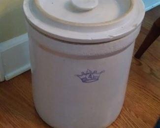 4 gallon crock