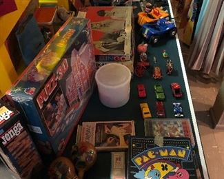 ANTIQUE GAMES