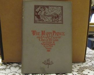 First edition 1888 the Happy Prince