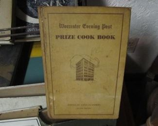 Early Worcester Cookbook