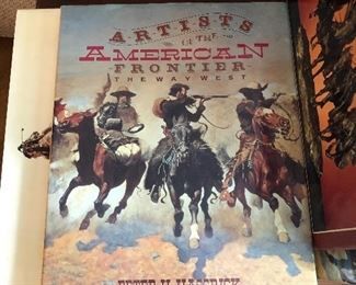 Artists of the American Frontier by Peter H. Hassrick