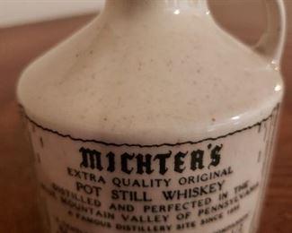 Machete's half-pint whiskey jug