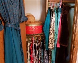 Vintage women's clothes