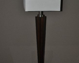 """Close up view of one of the great two 35""""h table lamps available!"""