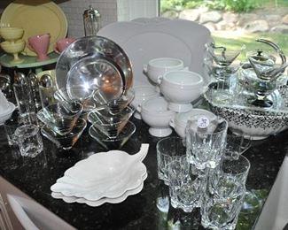 Great entertaining glassware!