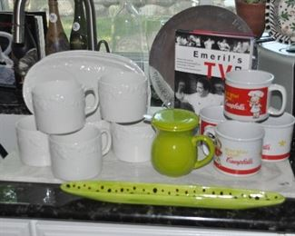 Gibson dessert set and more!