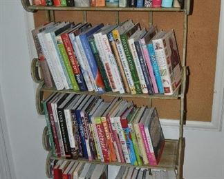 Fantastic collection of cook books!