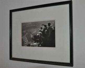 """Fantastic black and white framed photography, 20"""" x 16.5"""""""