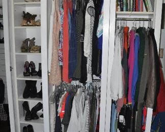 Teen Clothing includes Juicy Couture, Old Navy, Expess, Alice & Olivia, and much more sizes x-small and small. Teen shoes size 5 thru 6