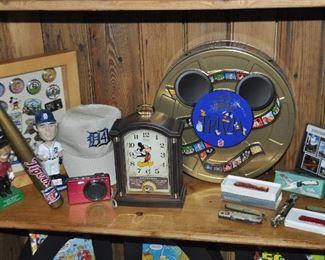 Disney Trivia Game and more sports memorabilia