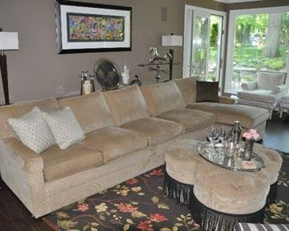 Fantastic warm and inviting Family Room!