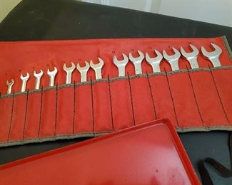 Snap On Wrench Set