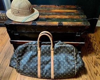 """Have Louis Vuitton, will travel...."""