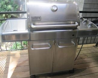 Weber Genesis Grill (Natural Gas).