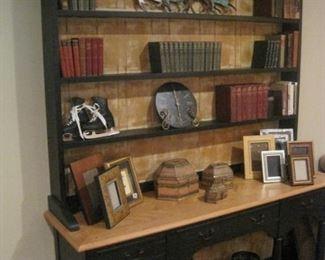Bookcase/Welsh Dresser.