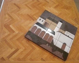 Susanna Espinosa Studio Art Tiles.