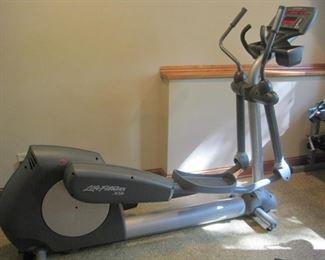 Life Fitness X9i Elliptical.