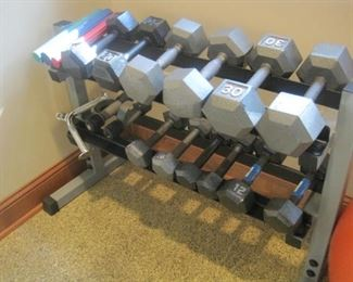 Free Weights.