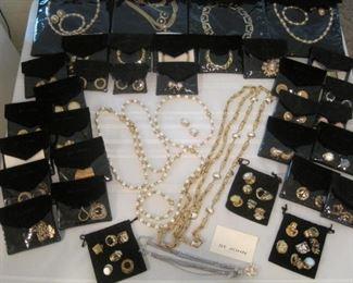 St. John Jewelry(Necklaces, Bracelets, Earrings etc.)