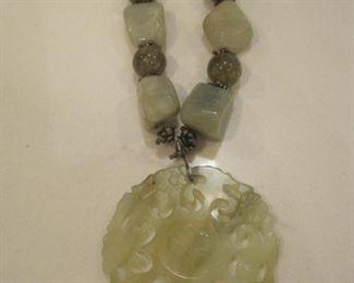 Jade Necklace.