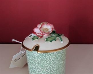 $25 Paragon Roses Sugarbowl with lid, Fine bone china, made in England