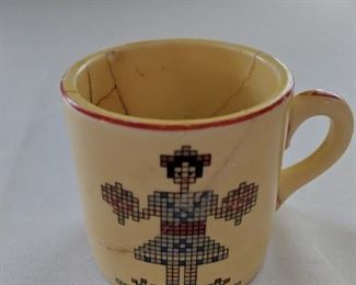 $8 The Edwin M. Knowles China Co Made in the USA