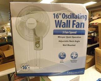 16 inch Oscillating Fan