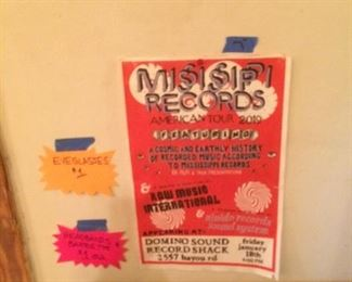 Records poster
