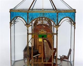 Lady Jane Glass Conservatory Partelow Furnishings
