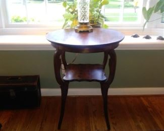 Cherry Victorian table