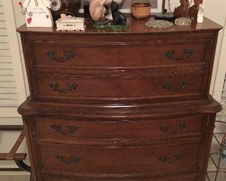 Solid dresser