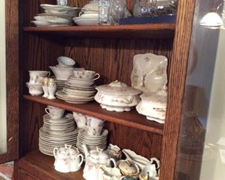 SOME OF MUCH ANTIQUE CHINA