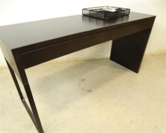 Hallway Table with Cord Run