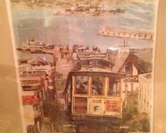 San Francisco by Don Davey