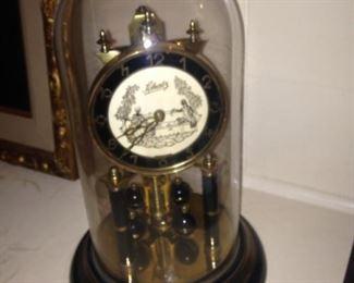 Domed clock