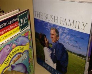 """The Bush Family"""