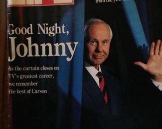 """""""Heeeeeere's Johnny!"""" - May 1992"""